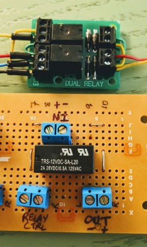 nce switch 8 and pfm fulgurex Wiring DC Lights pared to the nce dual relay i can get a much more pact board if i want 8 of them in parallel